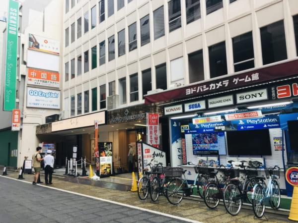 高級食パン専門店「乃が美 はなれ 西新宿店」は「ヨドバシカメラ ゲーム館」の隣に誕生
