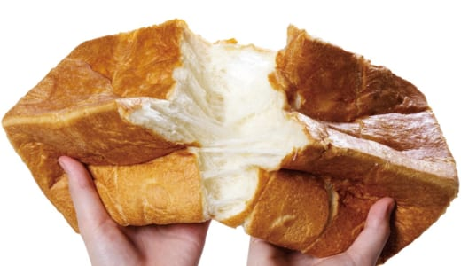 【なんばマルイ】食パンリレーを開催!岸本拓也さんプロデュースの高級食パンがどんどん登場、関西の8店舗を食べ比べできる!