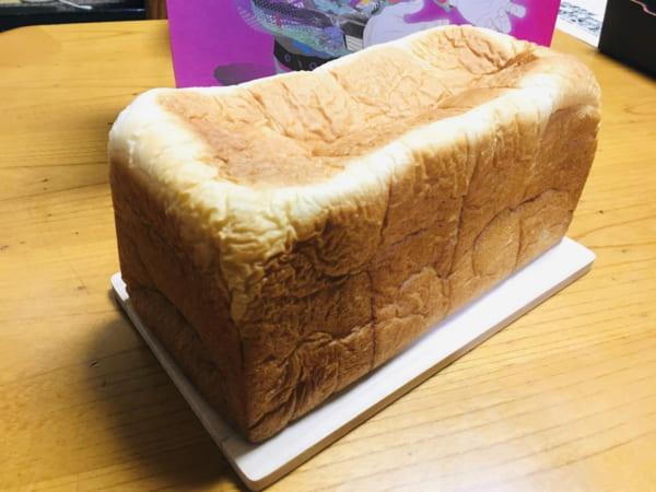 高級食パン専門店「もう言葉が出ません」の「なまの口どけ」(プレーン)