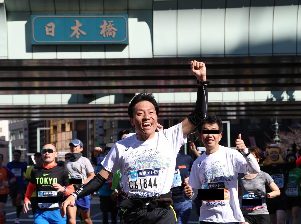 サブ3.5を3か月の練習で達成!東京マラソン2017当日までの練習メニューを全部公開&振り返り