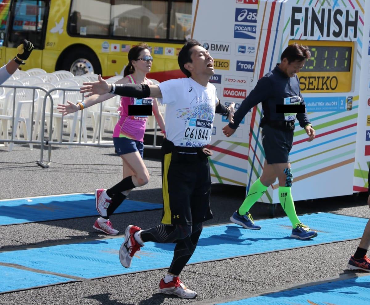 東京マラソン2017、マラソン3回目でサブ3.5達成!その理由と活動期を振り返ってみました【東京マラソン振り返り】