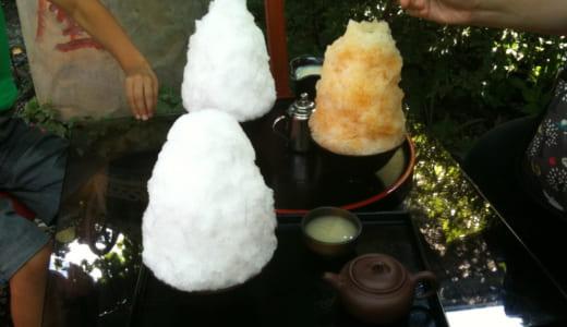 阿左美冷蔵 金崎本店@秩父長瀞 | 1時間40分並んで絶品かき氷を堪能♪並びすぎるけど並ぶ価値のあるお店
