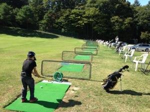 和美ゴルフコース【料金・施設情報】軽井沢のショートコースで小学生の息子のラウンドデビュー