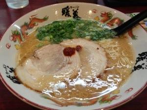 暖暮(だんぼ) 博多中州店|九州ラーメン総選挙第1位のとんこつラーメンを、一蘭本社総本店と比べてみた