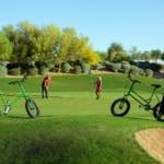 The Golf Bike   アメリカ発のゴルフ自転車がハンパなく欲しい! 自転車にゴルフバッグを積むとエコと夢が広がる