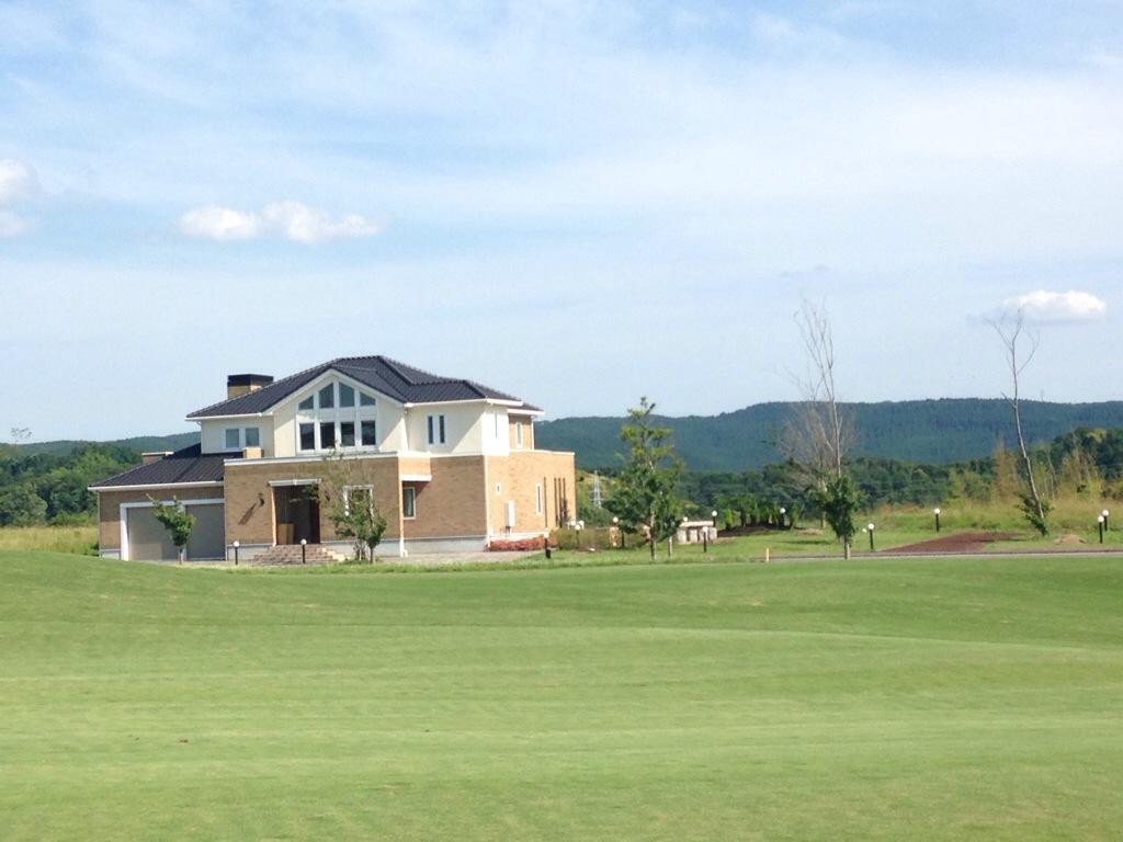 ブリストルヒルゴルフクラブ|超狭くて難しいと評判の別荘付ゴルフ場でラウンド! 後半ハーフ編