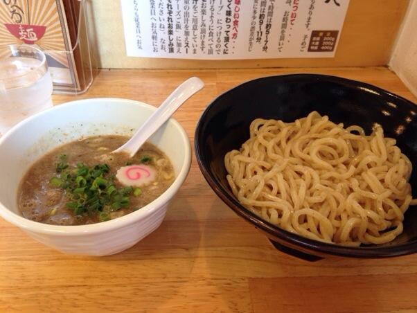 つけ麺屋@東久留米 | 駅近くにできたつけ麺屋さんに行ってきた!スープが甘くて上品で美味しかった♪