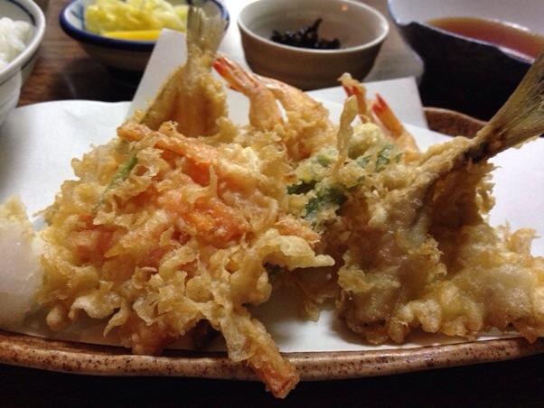 天ぷら 河内家@大森 | 明治時代から続いている天ぷら屋さんでランチ。漬物まで一つ一つ丁寧な仕事をしているお店でした