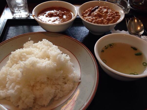 タイ料理メーサイ 大森│カレーランチはご飯お代わり自由!気分は「カレーライスは飲み物」でいっちゃいました