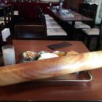 ゴヴィンダス | 船堀のベジタリアンなインド料理屋にて、長さ70センチの「マサラドーサ」に圧倒されました・・・!