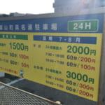 真名瀬駐車場 | 葉山・森戸海岸で駐車場料金を安く抑えたいなら、間違いなくココが一番お得!
