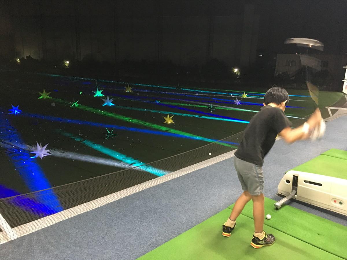 リンクス新川崎で LED GOLF 体験!10年後のゴルフ練習場はコレ!? 世界初の「エンターテイメントナイトゴルフイベント」に潜入!