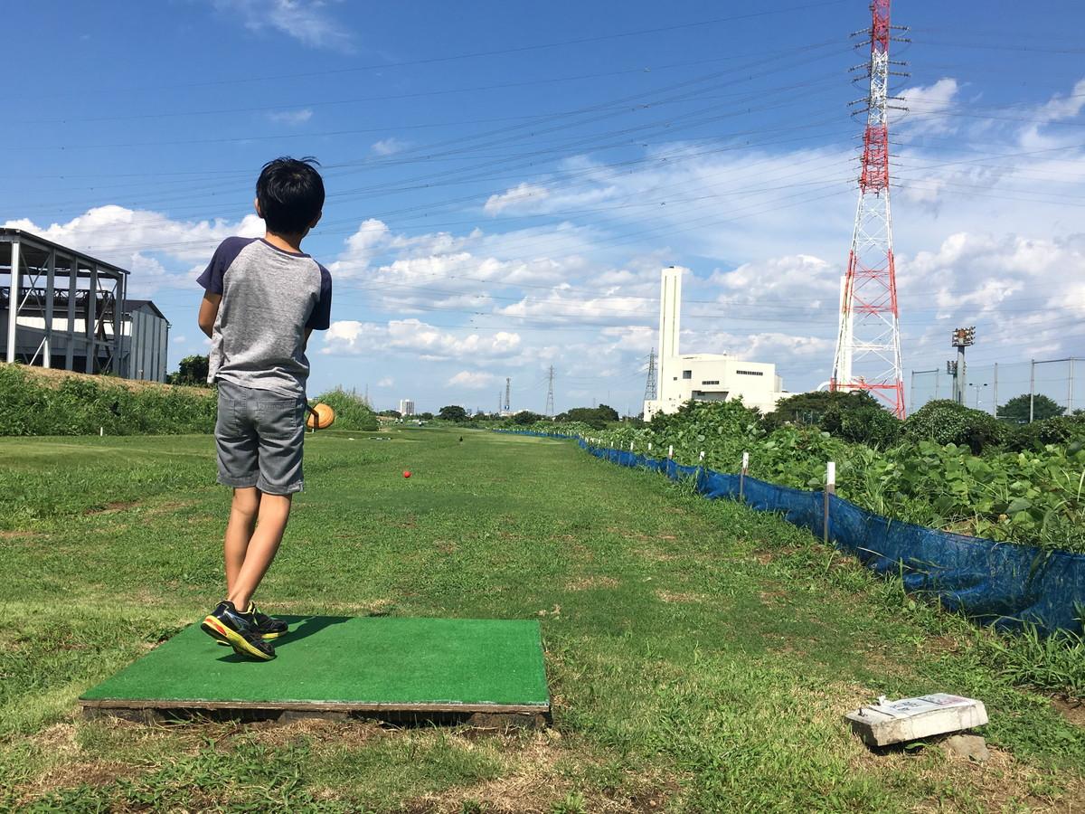 所沢市パークゴルフ場【口コミ・料金】都内近郊でゴルフを家族でできる場所、芝生の上の散歩が楽しい!