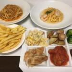 ヴォーノイタリア |「安い」「時間無制限」なイタリアン食べ放題は、絵描きも子どもも楽しくなるお店!