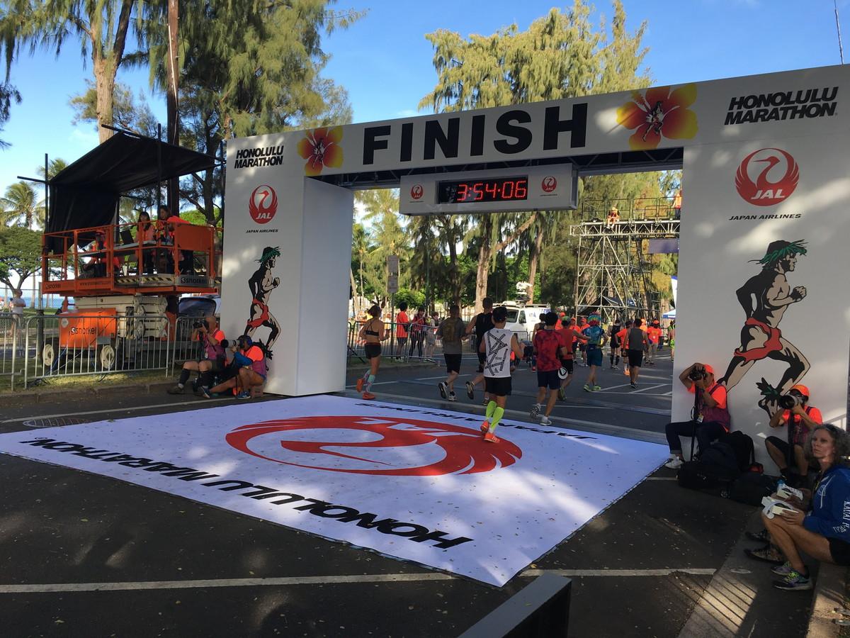 ホノルルマラソン2019 大会日程・エントリー費用・ツアー・おすすめの持ち物や練習方法【まとめ】