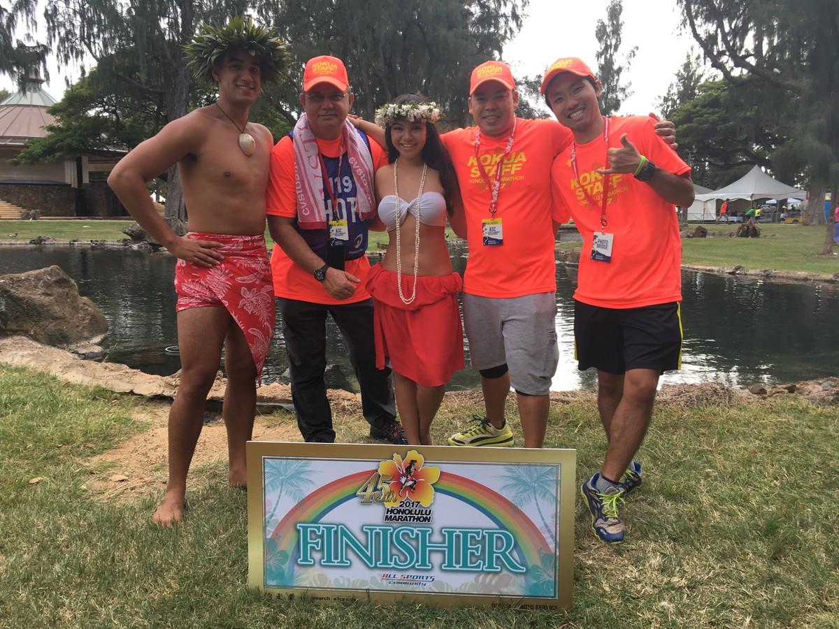 ホノルルマラソン2017活動報告ブログ|大会の思い出をギュっとダイジェスト版で紹介!