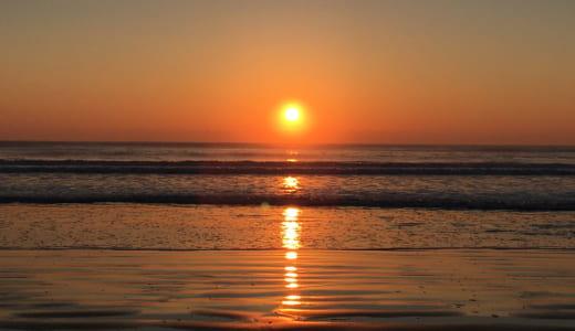 九十九里浜で初日の出 5つの便利なポイント|穴場スポットを充分に堪能しながら1年の成功を祈願!
