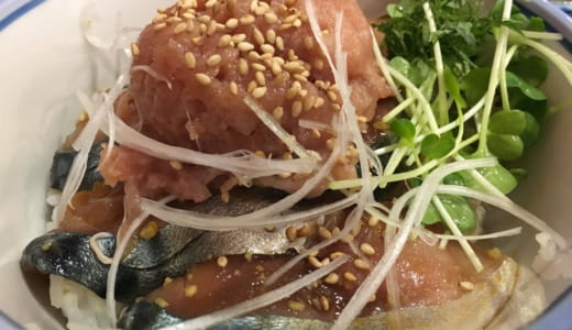 丼屋 七兵衛 | 銚子にて極上さばの日の出丼で一年の始まり。元旦もこのサバのために行く価値あり!