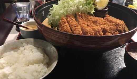 こぶたや|上田でとんかつを腹いっぱい食べたい!ラガーマンやガッツリ男子が大喜びするお店