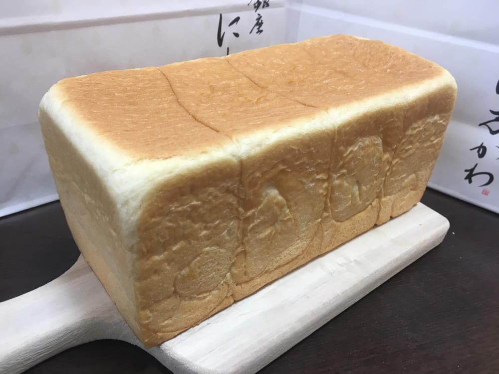 食パン 銀座 西川 の
