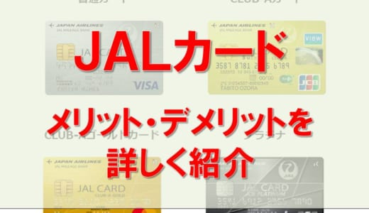【JALカード】ハワイ旅行や海外旅行に持っておくとお得なカード。メリット・デメリットは?
