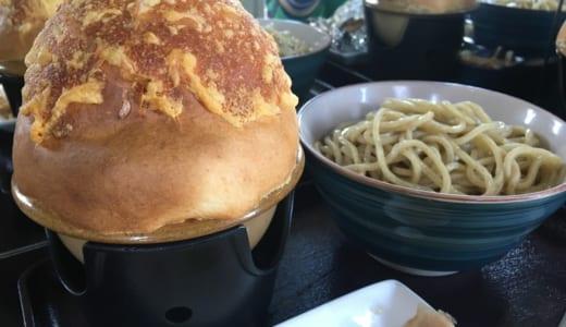 パイに包まれたつけ麺!?UMA TSUKEMEN(ユーエムエーつけめん)│西武立川で食べた極UMA海老つけ麺は忘れられない逸品