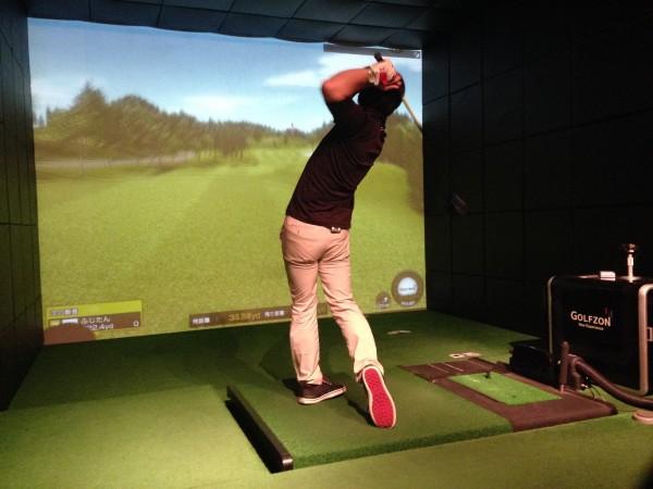 GOLFZONを1年半ぶりラウンド!改めて分かった、ゴルフ場との違いとシミュレーションゴルフの魅力をたっぷり紹介!