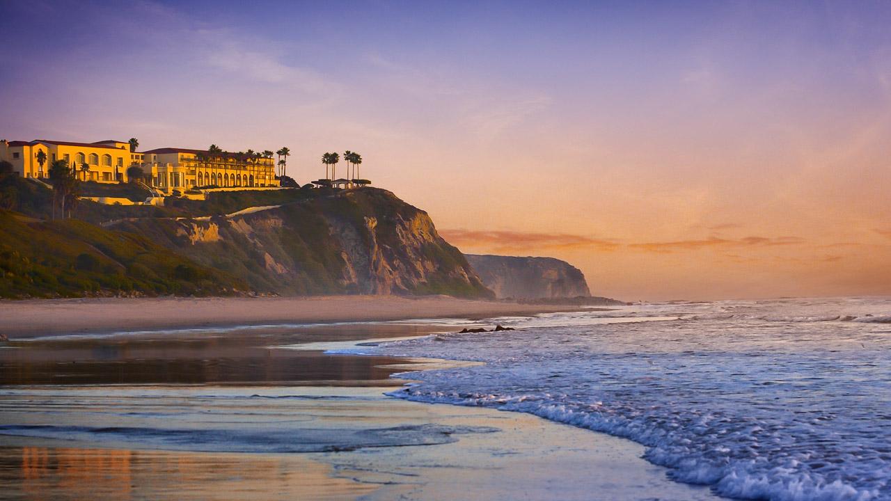 ザ リッツ カールトン ラグナ ニゲル│南カリフォルニアの海と薔薇を眺めながら、素敵すぎるティータイム