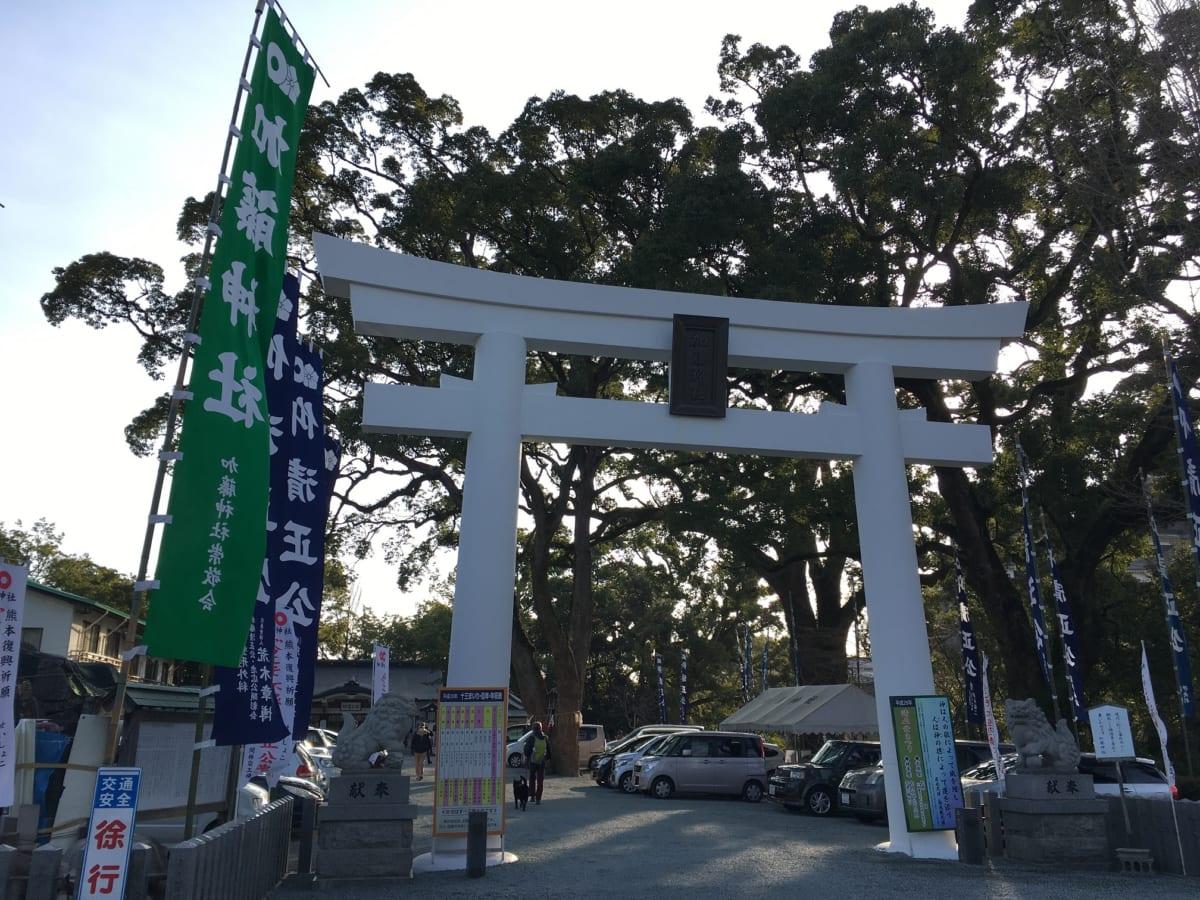 熊本城マラソン2017。復興チャレンジファンランの朝ラン。アーケードと城下町を走ると地元の人ほど楽しい!【東京マラソンまで8日】