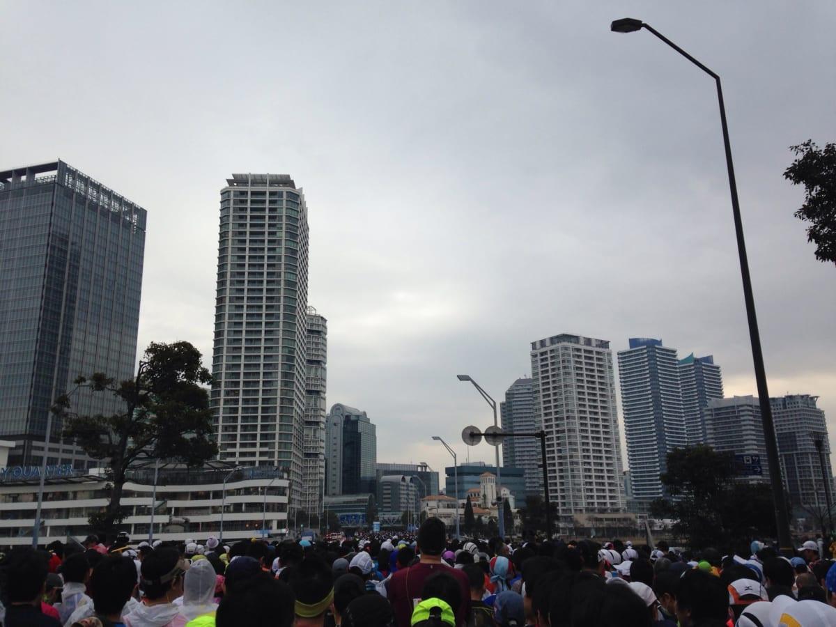 横浜マラソンで、サブ3.5に7分及ばず・・・。あまりに悔しいので、サブ3.5達成のために原因と対策を振り返りました
