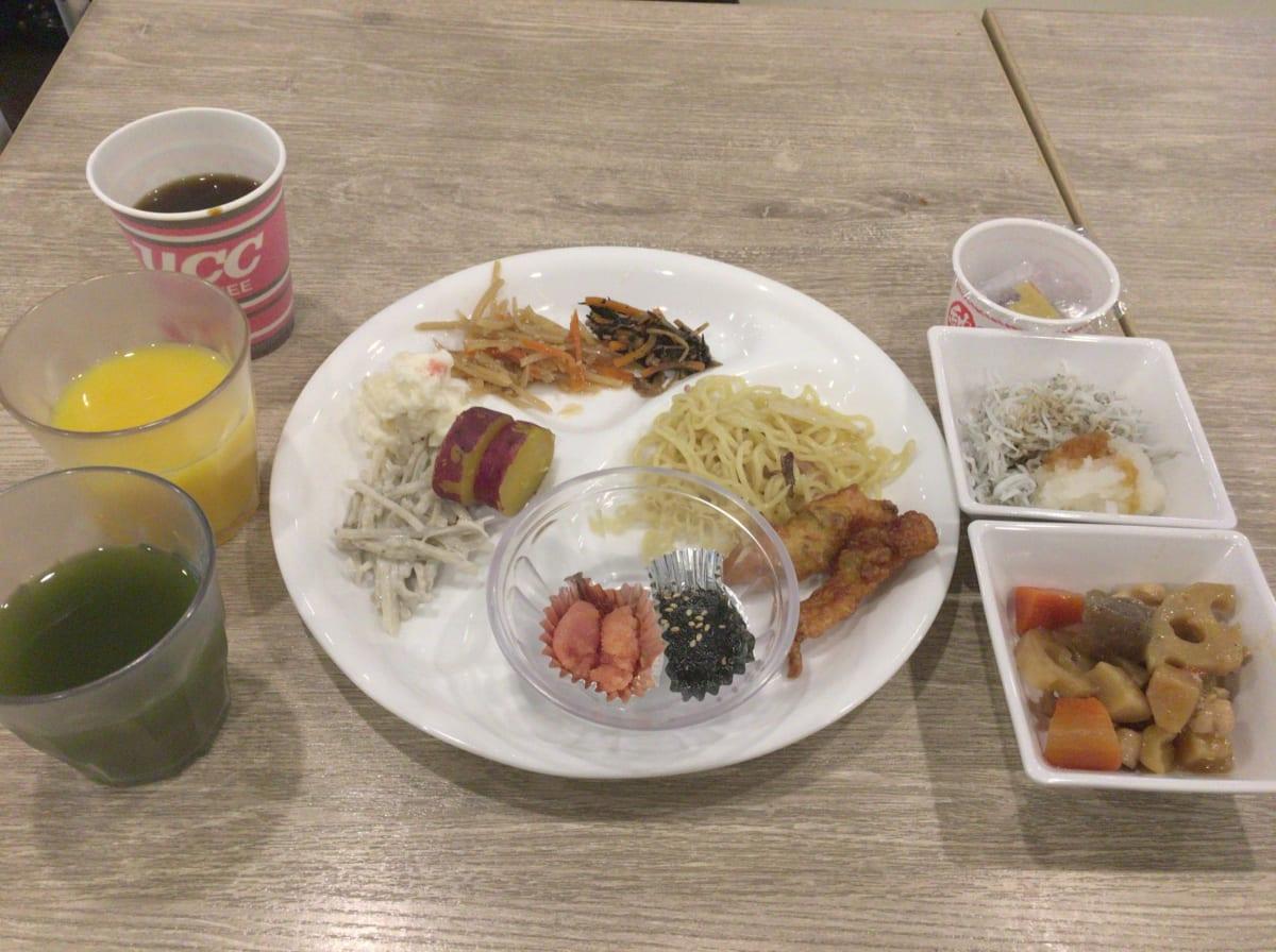 【口コミ】ホテルアクティブ!博多 | 朝食とビジネスホテルを極めた出張族に嬉しすぎるサービスの連発に感動!
