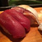 柳橋美家古鮨 新宿店 | 西新宿発、本格江戸前寿司なのにファストフードな10分ランチができるお店。マグロが美味でした!