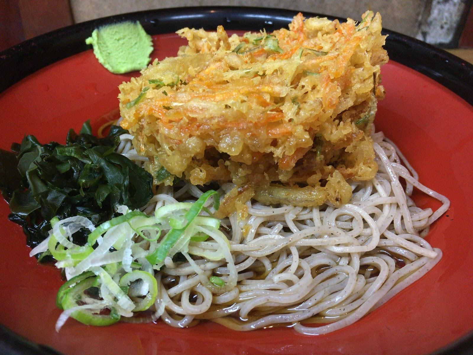 そばの神田  | 仙台駅周辺・30分以内・ご当地飯なら、間違いなくココ!喉ごしのよい蕎麦をワンコインで!