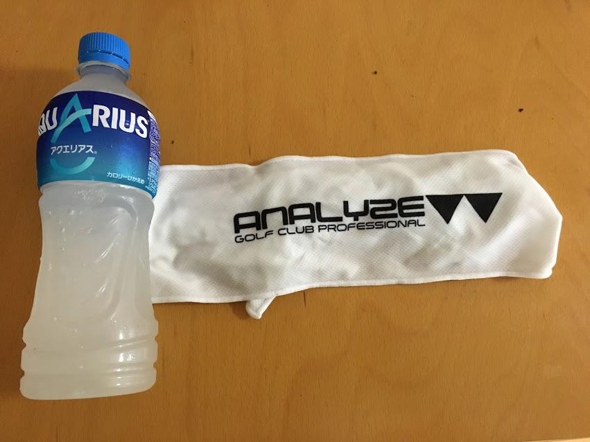 夏マラソン暑さ対策(その2)キンキンの冷却タオルは、短時間練習なら使える・・・?【北海道マラソンまで84日】