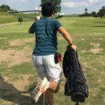 スピードゴルフ体験会、ゴルフ×ランのニュースポーツに参加してきました! 〜後編〜