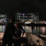 鳥居祐一さん「人脈塾」プレミアム船上BBQパーティー に参加、夜の東京湾3時間クルーズは心を穏やかに開放的にしてくれましたー