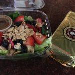アール オブ サンドウィッチ | サンドウィッチ伯爵の味をラスベガスで食す。ブルーベリーとレタスのサラダが予想を超えた美味さ!