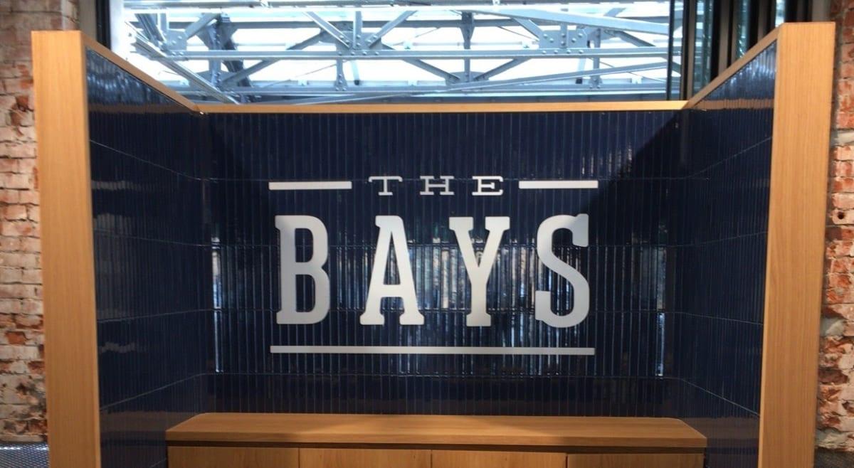 Boulevard Cafe「&9」(アンドナイン)|ベイスターズ「THE BAYS」内のカフェで休日ブランチ、ビール片手に気分転換なスポット