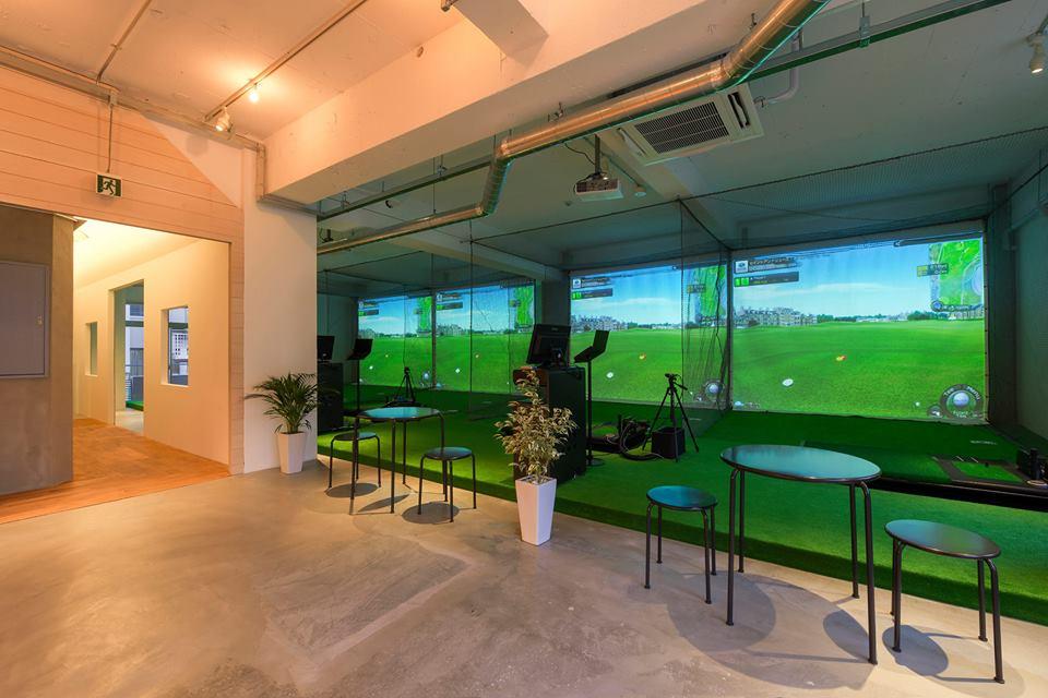 【大阪府】シミュレーションゴルフスタジオ BRIGHT