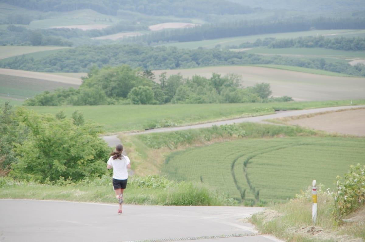 レイヤーからのランニング、30分で脚がガクガクで筋肉痛に。一気に脚力上げるのにやっぱり効く!【横浜マラソンまで120日】