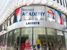「ゴルフゾンアカデミー日比谷」日比谷駅直結、月会費10,500円で毎日50分練習できるインドアゴルフ施設がオープン!