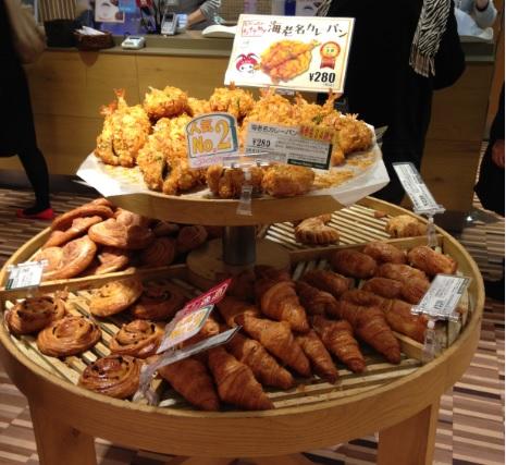 東名高速 海老名SA上り 箱根ベーカリー、高速道路にある超美味なパン屋さん