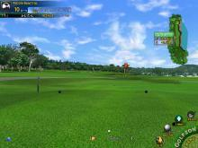 わかりにくいOB・ハザード区域を、シミュレーションゴルフでざっくり確認する方法