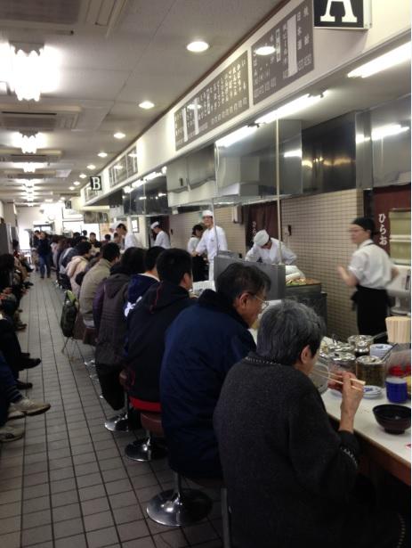 天ぷらひらお本店、福岡空港から一番近い天ぷら屋は、ハンパない行列のソウルフードだった!