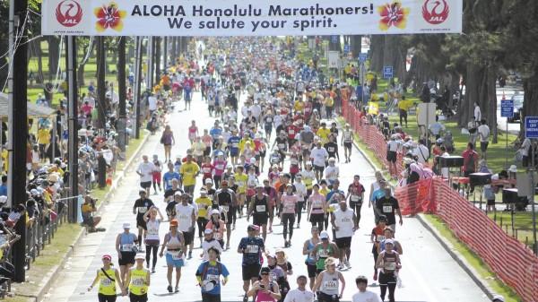 ホノルルマラソン2016「魅力+ちょっぴり裏情報」今年こそフルマラソンを目指す方にお届け!