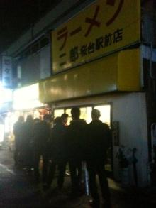 ラーメン二郎 桜台駅前店、西武線沿線で夜遅くにガッツリ二郎系ラーメンを食べたいならココ!