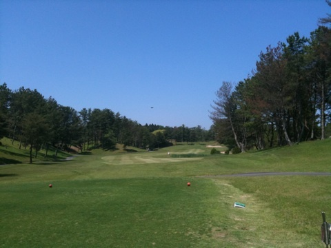 霞丘カントリークラブ ゴルフ歴2年で初の100切り達成! その1