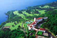 川奈ホテルゴルフコース富士コース→Kochi黒潮カントリークラブ、日本中を駆けめぐり連チャンラウンド!