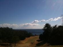 川奈ホテルゴルフコース富士コース、憧れの超名門コースで念願のラウンド 前半ハーフ編