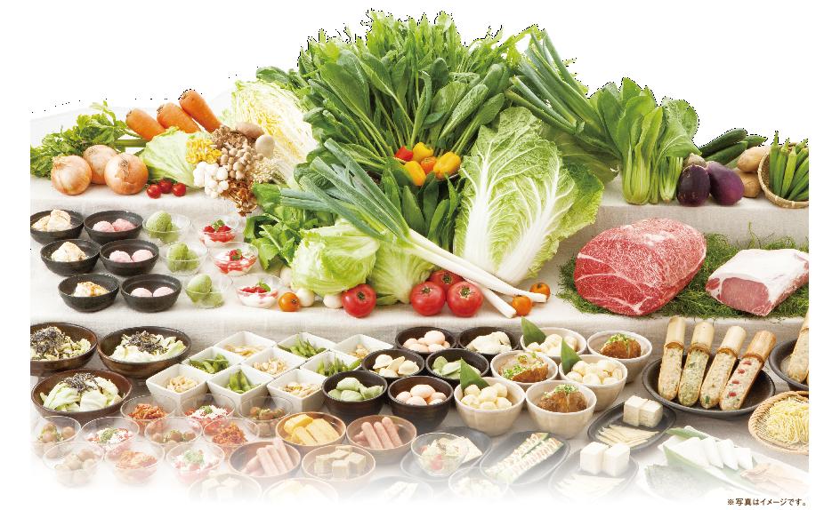 温野菜 田町店 しゃぶしゃぶ食べ放題!夕採れレタスをはじめ、たくさんの野菜が美味しかったぞ~!